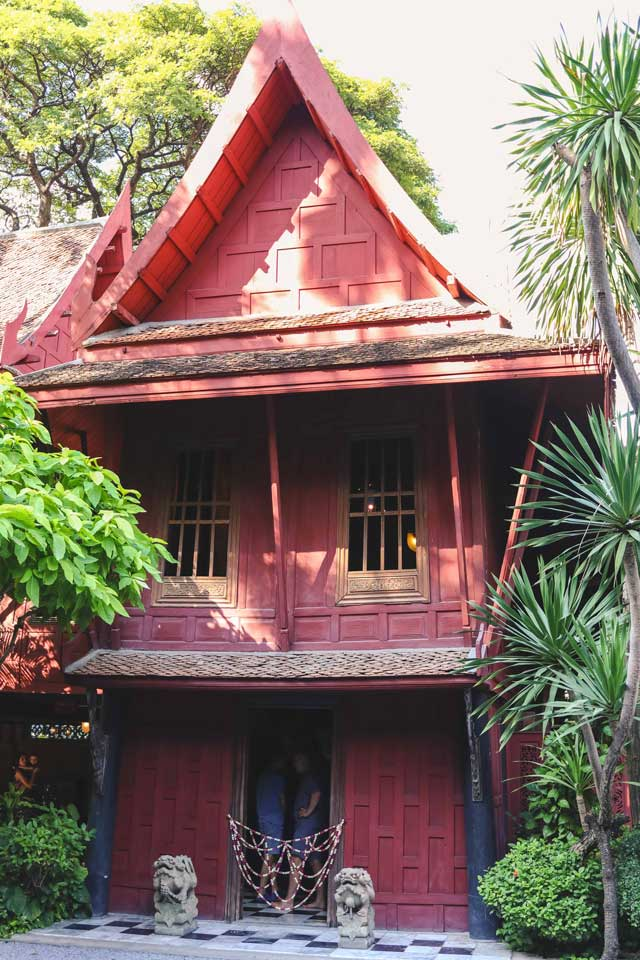 Jim Thompson Haus in Bangkok