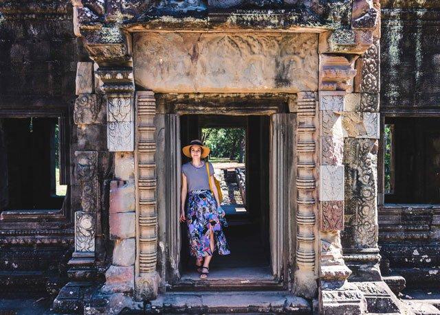 Passendes Outfit für Angkor Wat
