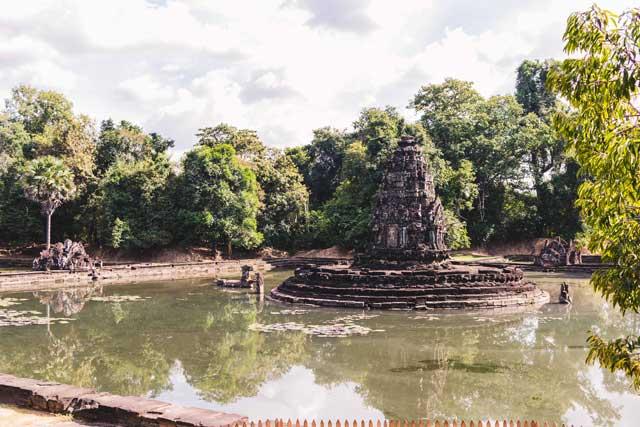 Neak Pean Tempel