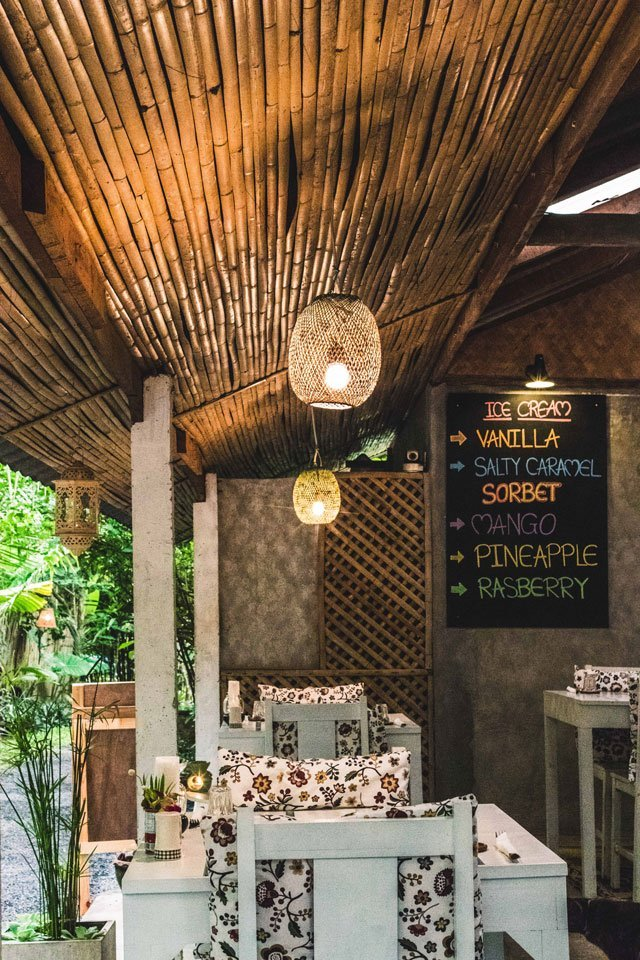 Restaurant Yang Garden auf Koh Lanta