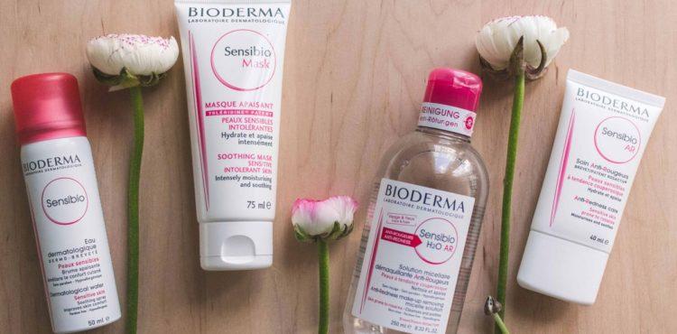 Produktlinie Sensibio von Bioderma