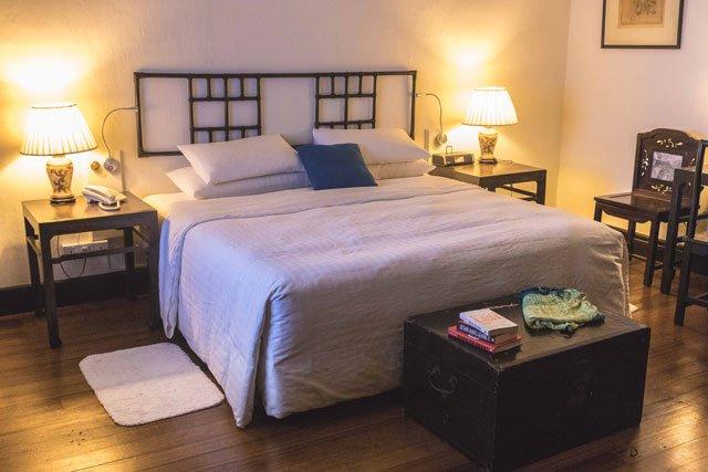 Zimmer im Cheong Fatt Tze Blue Mansion Hotel
