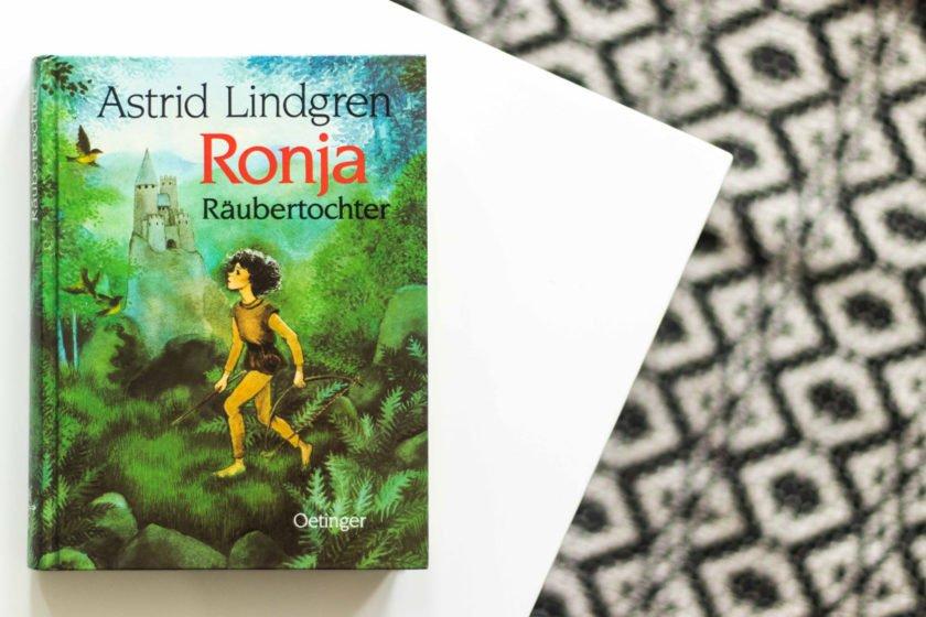 Deutsche Ausgabe von Ronja Räubertochter