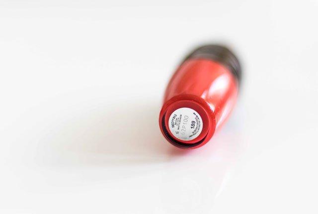 Lippenstift Matte Shaker von Lancôme in der Farbe Red'y in 5
