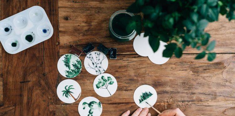 Teaserbild mit Pflanzen-Prints