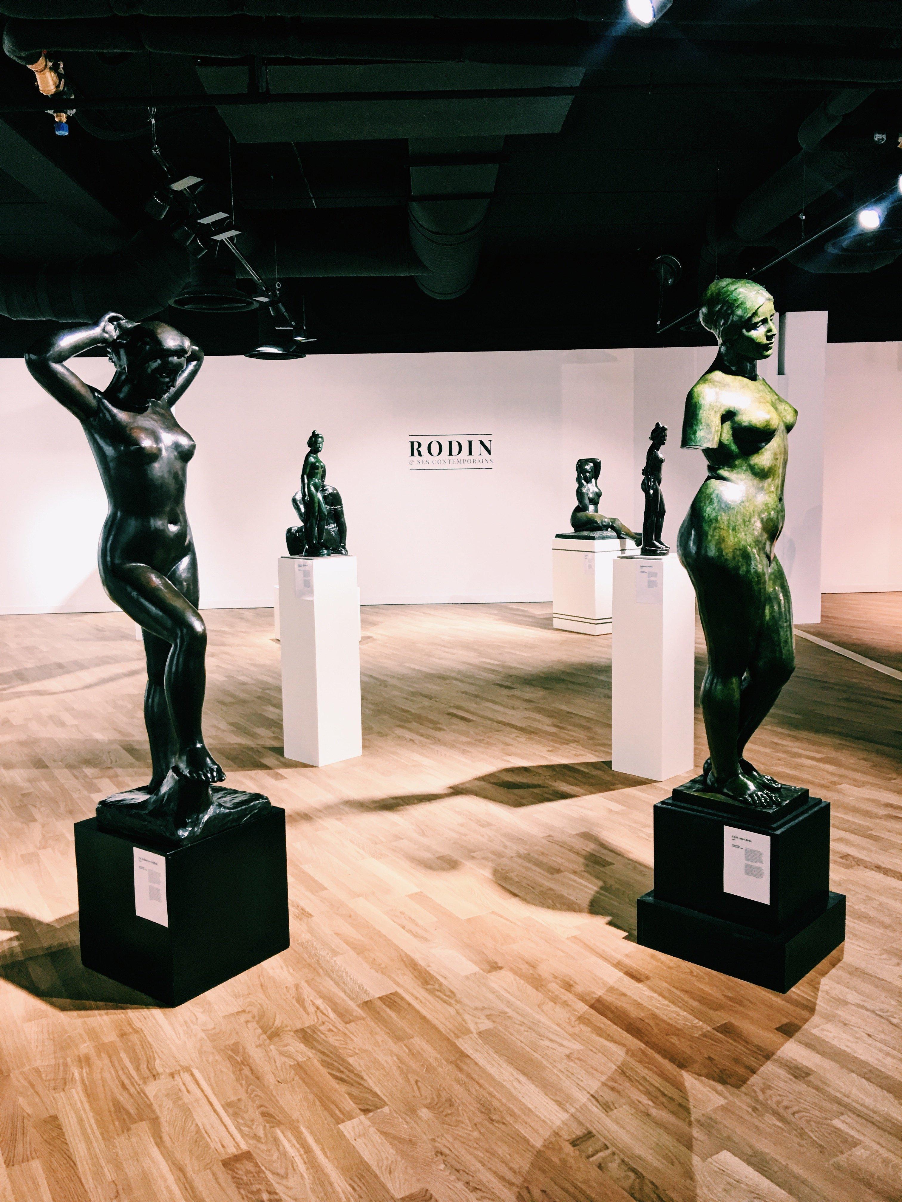 Rodin und seine Zeitgenossen im McArthurGlen Provence