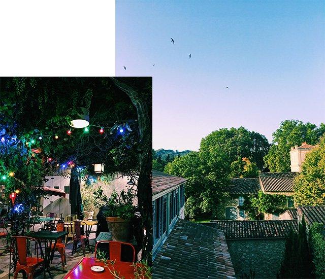 Eindrücke aus Saint Rémy de Provence