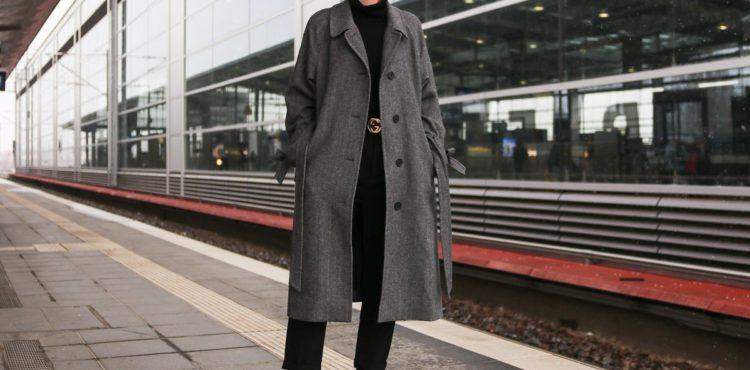 Outfit mit Rollkragenpullover von Gerry Weber