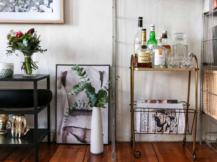 Homestory // Ein kleiner Einblick in unser Wohnzimmer
