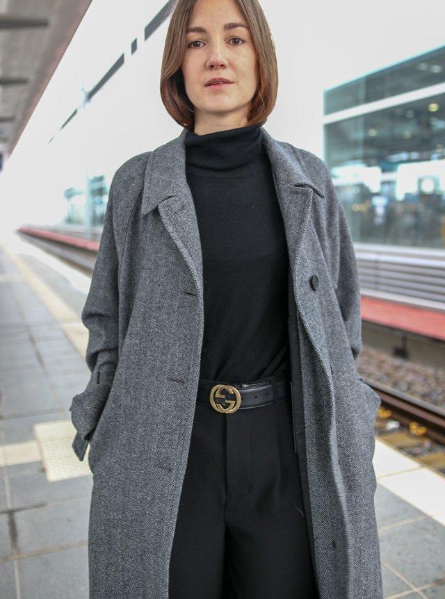 Outfit mit Rollkragen von Gerry Weber