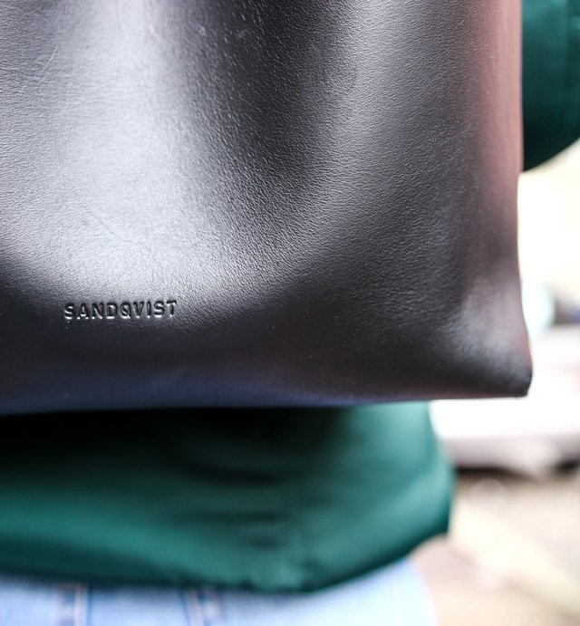 Sandqvist Logo im Detail