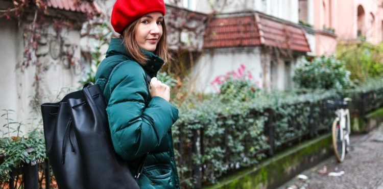 """Outfit mit Rucksack """"Elina"""" von Sandqvist"""