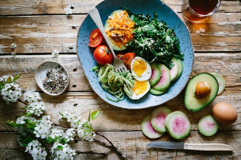 Detox Bowl mit Gemüse