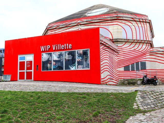 Gebäude VIP La Vilette in Paris