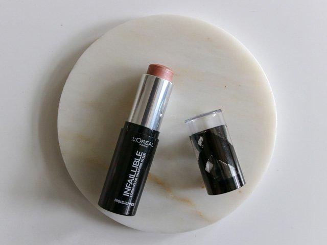 Infaillible Kontur Stick Highlighter von L'Oréal
