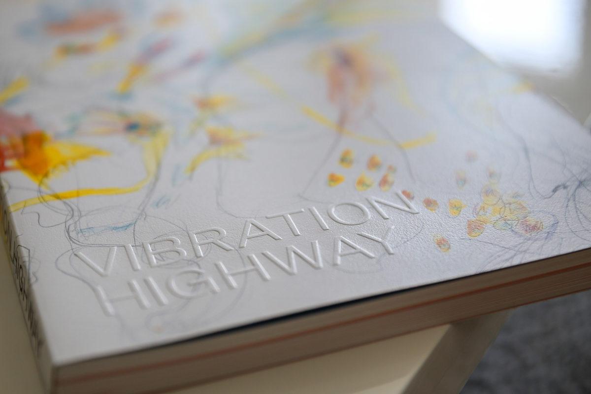 Cover von Buch Vibration Highway
