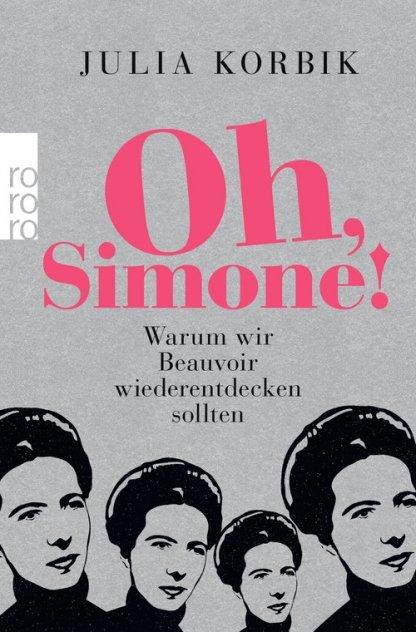 Buchcover von Julia Korbik - Oh, Simone!
