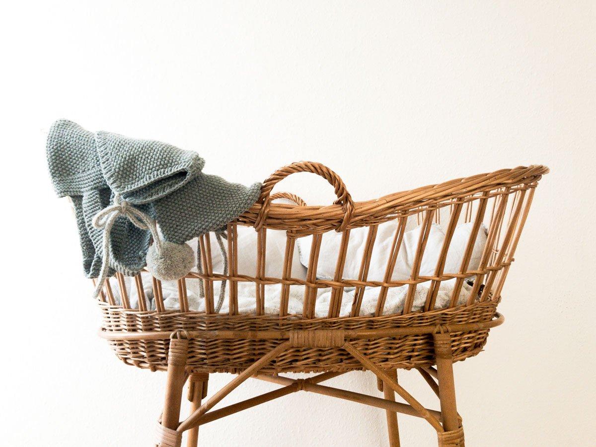 Baby bettdecke kissen für stubenwagen beistellbetten wiegen