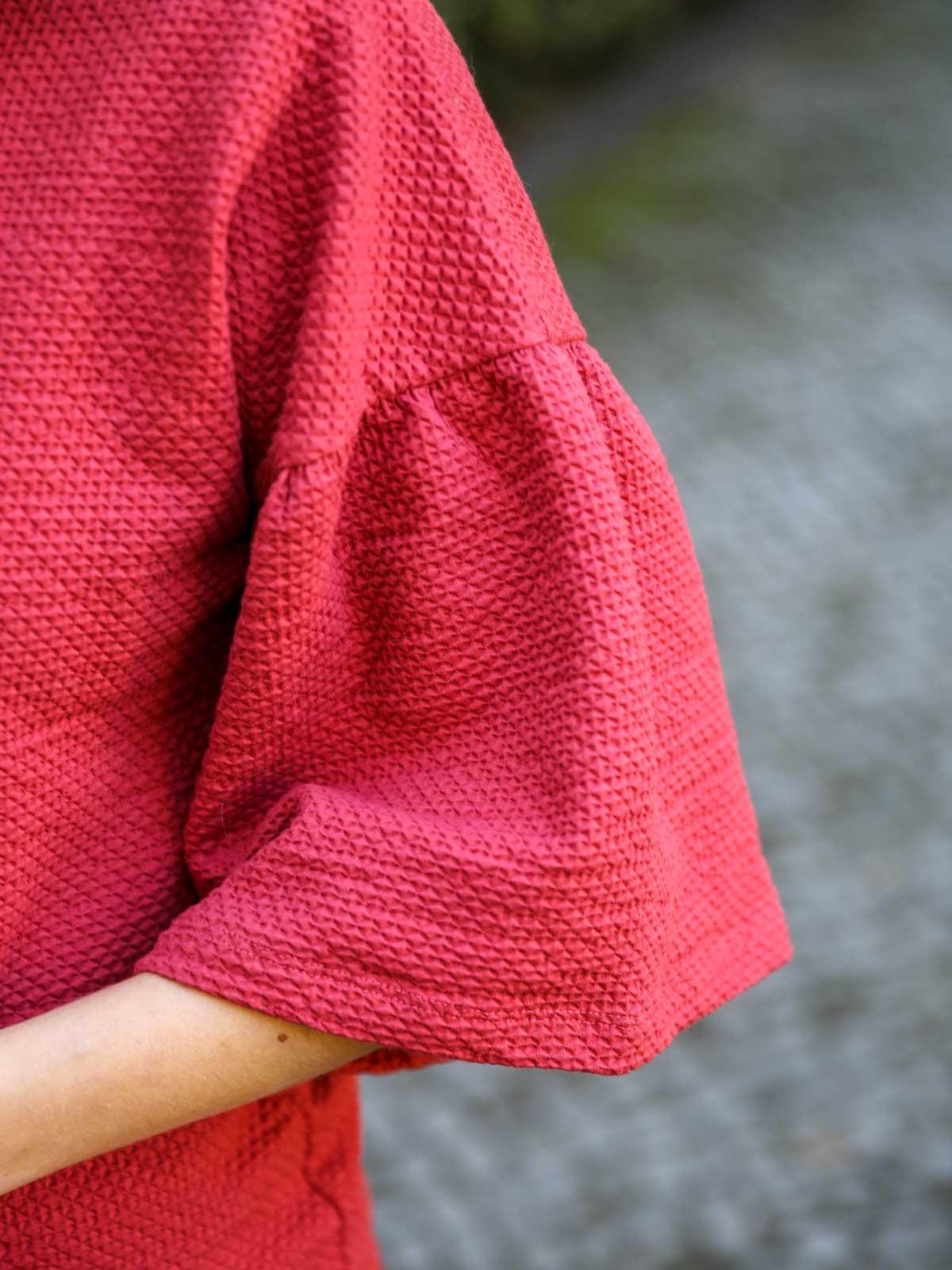 Detail Ärmel Kleid von Lovjoi