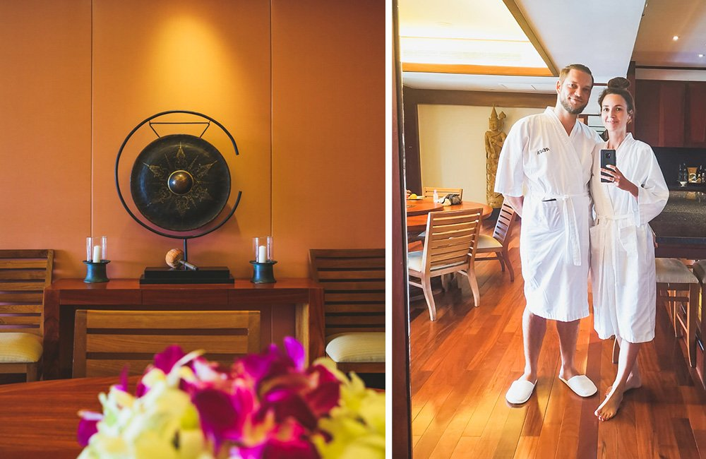 Im Spa Andara Resort Phuket