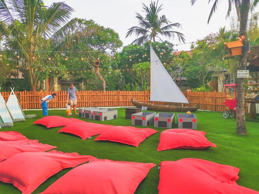 Kids Club im Meliá Bali