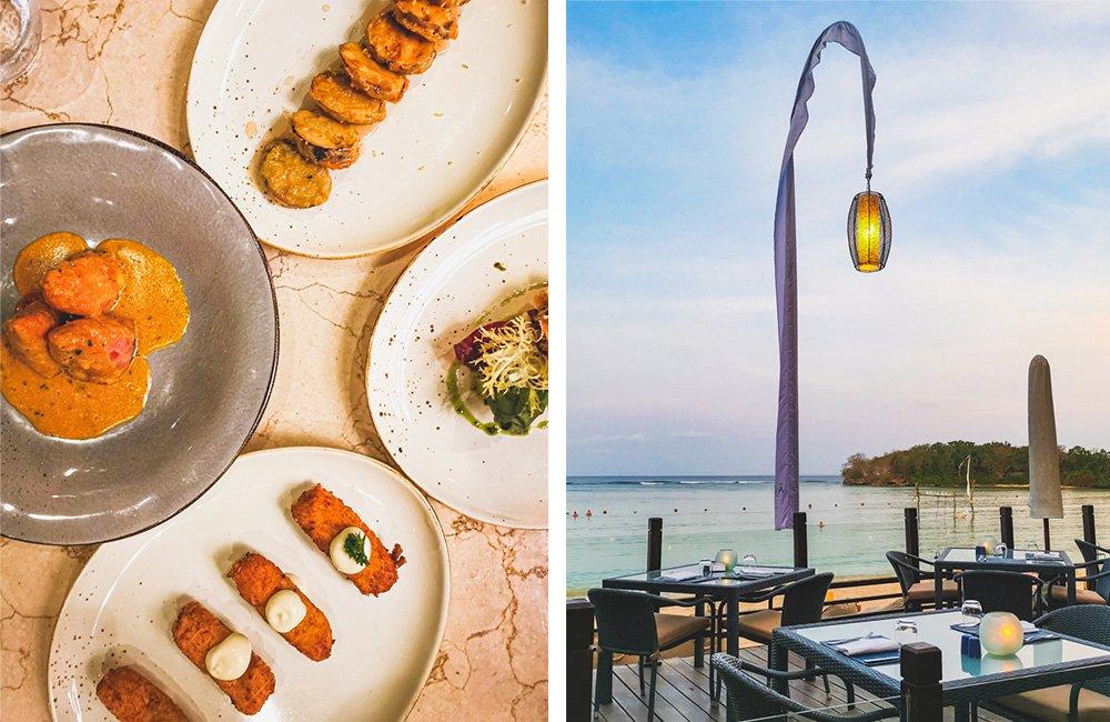 Restaurants im Meliá Bali