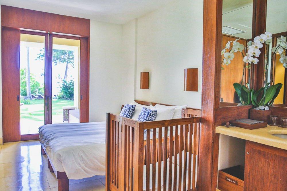 Zimmer im Alila Manggis Bali