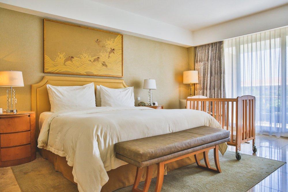 Zimmer im Mulia Resort
